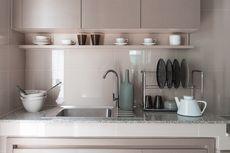 Simak, Tips Membuat Wastafel Dapur Selalu Bersih dan Bersinar