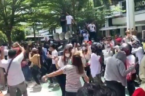 Polisi Tingkatkan Kasus Demo Pekerja THM di Makassar ke Penyidikan
