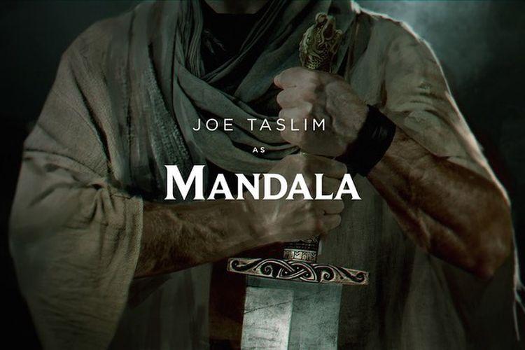 Mandala, salah satu karakter superhero Bumilangit.