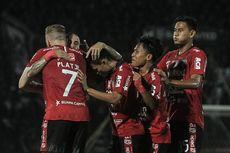 Babak I Bali United Vs Madura United, Serdadu Tridatu Unggul Tipis