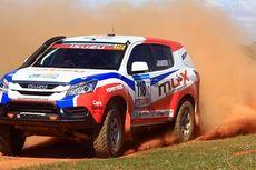 Isuzu MU-X Jajal Trek Maut Reli Dakar 2015
