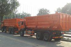 Agar Tak Ugal-ugalan di Jalan, Sopir Truk Sampah Dilatih Kedisiplinan