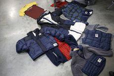 The North Face Siap Melelang Pakaian Daur Ulang
