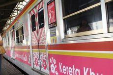 Jangan Segan Berdiri Saat Naik Commuter Line