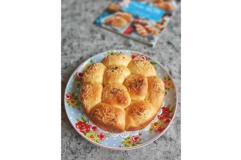 Resep Easy Milk Bread, Bahan Mudah dan Murah