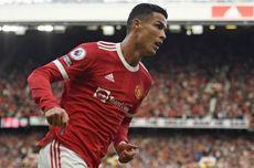 Man United Vs Aston Villa, Ronaldo Digdaya di Depan Gawang The Villans