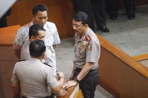 Sehari Jelang Sidang Praperadilan Komjen Budi Gunawan, PN Jaksel Sepi Penjagaan