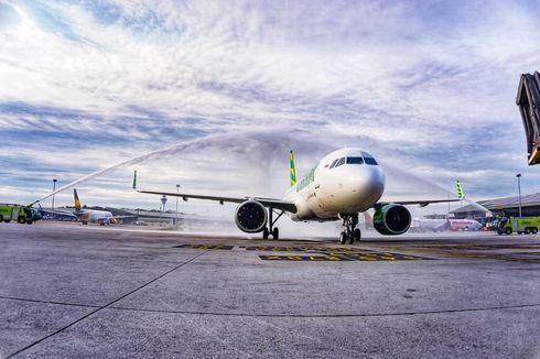 Terbang Lagi, Citilink Operasikan 104 Penerbangan dengan Prosedur New Normal