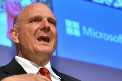 Tangis Perpisahan CEO Microsoft