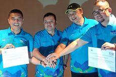 Garuda Indonesia Promosikan Borobudur dan Mandalika di Boading Pass