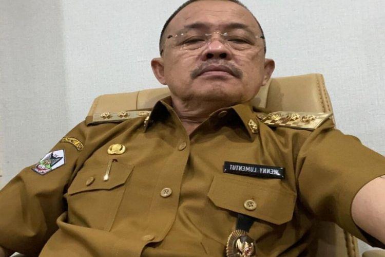 Wakil Wali Kota Tomohon Wenny Lumentut