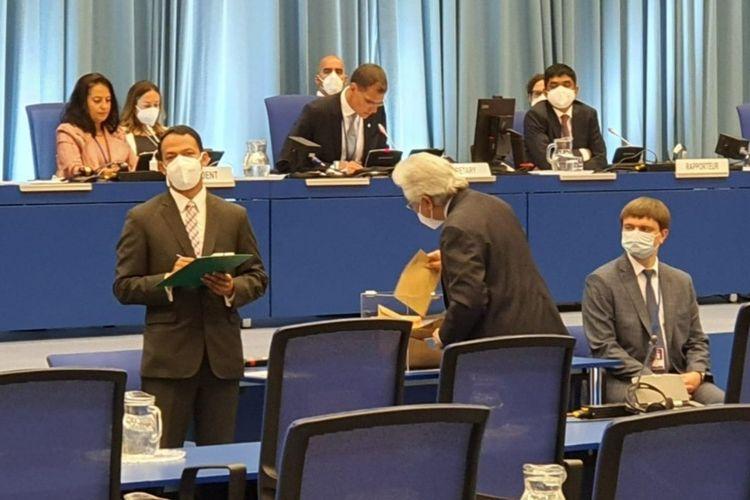 Pertemuan IDB UNIDO PBB
