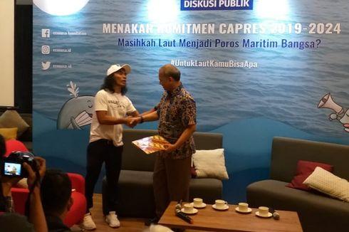 Berharap Isu Laut Diangkat dalam Debat Kedua, Kaka Slank Kirim Surat ke Jokowi dan Prabowo