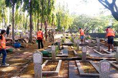 Nekat Tak Pakai Masker, Warga Semarang Dihukum Sapu Kuburan dan Di-rapid Test