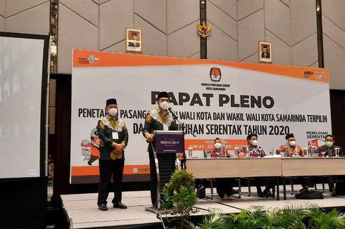 KPU Samarinda Tetapkan Andi Harun sebagai Wali Kota Terpilih