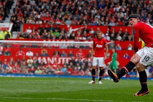 VIDEO: Gol van Persie-Wayne Rooney