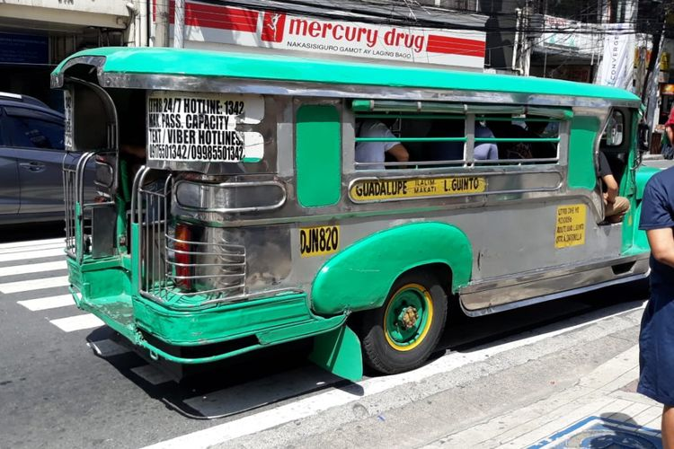 Jeepney Veteran Perang Yang Berubah Jadi Ikon Filipina Halaman