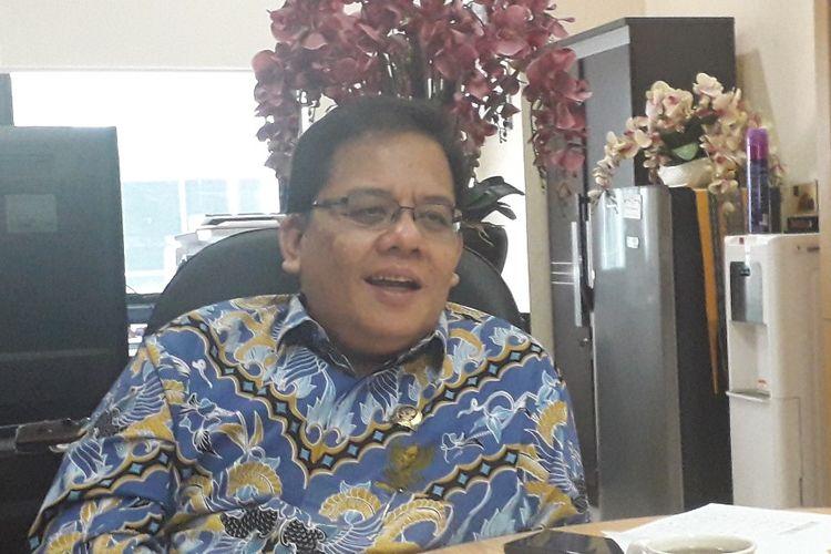 Anggota Ombudsman RI Adrianus Meliala saat ditemui di kantornya, Senin (9/9/2019).