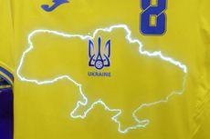 Sertakan Peta Krimea pada Seragam Euro 2020, Ukraina Dibela Sekutu Barat