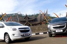 Chevrolet Spin Sambangi Sumatera Barat