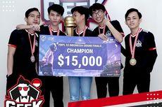 Geek Fam Raih Juara PMPL Season 3