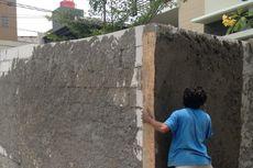Pemilik Rumah yang Ditembok Minta Pemkot Jaksel Cepat Bergerak
