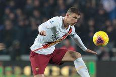 Atalanta Vs AS Roma, Edin Dzeko Bawa Tim Tamu Unggul pada Babak Pertama