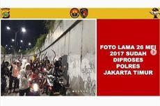 Polisi: Jangan Sebar Foto atau Video Kejahatan Jalanan Tanpa Konfirmasi