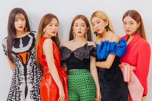 Lirik Lagu Umpah Umpah dari Red Velvet