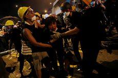 Rebut Gedung Parlemen Hong Kong dari Pendemo, Polisi Gunakan Gas Air Mata