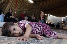 Paus Serukan Bantuan bagi Pengungsi Suriah
