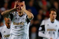 Liverpool Imbang dengan Swansea di Liberty Stadium