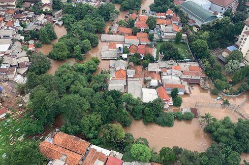 Banjir Jakarta, Ahli Hidrologi UGM Analisis Penyebabnya