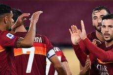Hasil AS Roma Vs Benevento, Drama 7 Gol Warnai Kemenangan Giallorossi