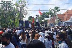 Gagal Bertemu Risma, Pekerja di Tempat Hiburan Malam Janji Kembali Demo
