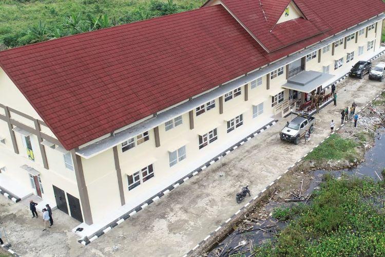Salah satu daerah yang mendapat bantuan Rusunawa adalah Kabupaten Tambrauw