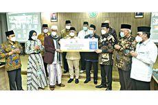 Baznas Salurkan Bantuan Rp 1 Miliar untuk Rumah Sakit Indonesia di Palestina