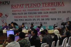 Salah Administrasi, Rekapitulasi Suara Jakarta Ditunda