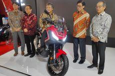 Honda X-ADV Adopsi Mesin NM4 Vultus
