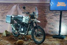 Telisik Royal Enfield Himalayan, Motor Kaesang Pangarep