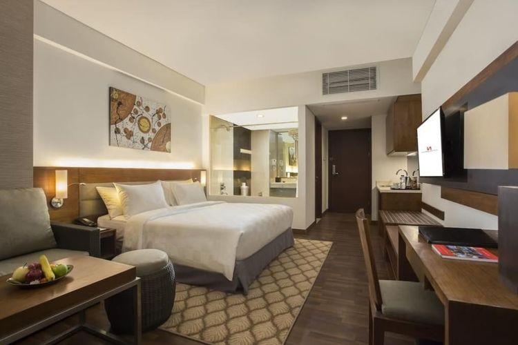 Ilustrasi hotel - Swiss-Belresort Dago Heritage di Bandung.