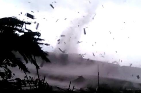 Penjelasan BMKG soal Angin Puting Beliung di Kabupaten Bandung