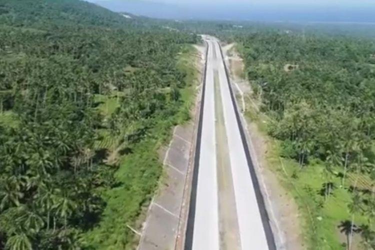 Dari 14 kilometer tersebut, sepanjang 7 kilometer di Seksi 1A akan selesai pada April 2019