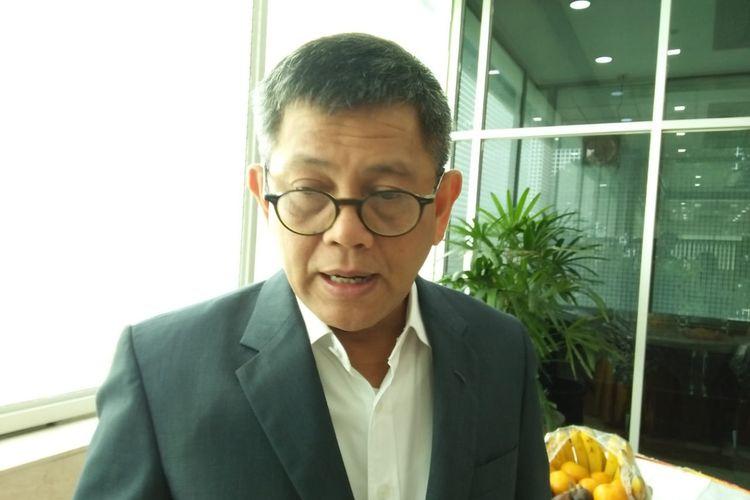 Anggota Komisi III DPR dari Fraksi Partai Nasdem Taufiqulhadi