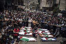 UPDATE: 170 Warga Palestina Tewas di Jalur Gaza akibat Serangan Israel