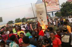 Logam Monolit Muncul di Republik Demokratik Kongo, Dihancurkan oleh Massa