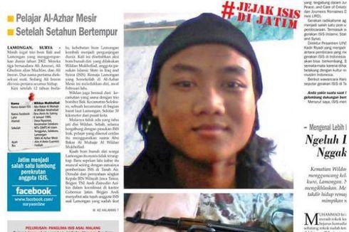 Pelaku Bom Bunuh Diri ISIS di Irak Ternyata dari Lamongan (1)