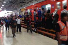 Ada Massa Aksi 212, Penumpang KA Bisa Berangkat dari Stasiun Jatinegara