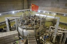 China Mulai Geser AS sebagai Pemasok Energi Nuklir Terbesar di Dunia