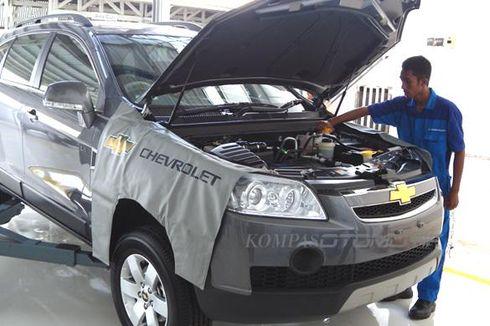 Setelah Berhenti Jualan, GM Indonesia Jamin Servis Chevrolet